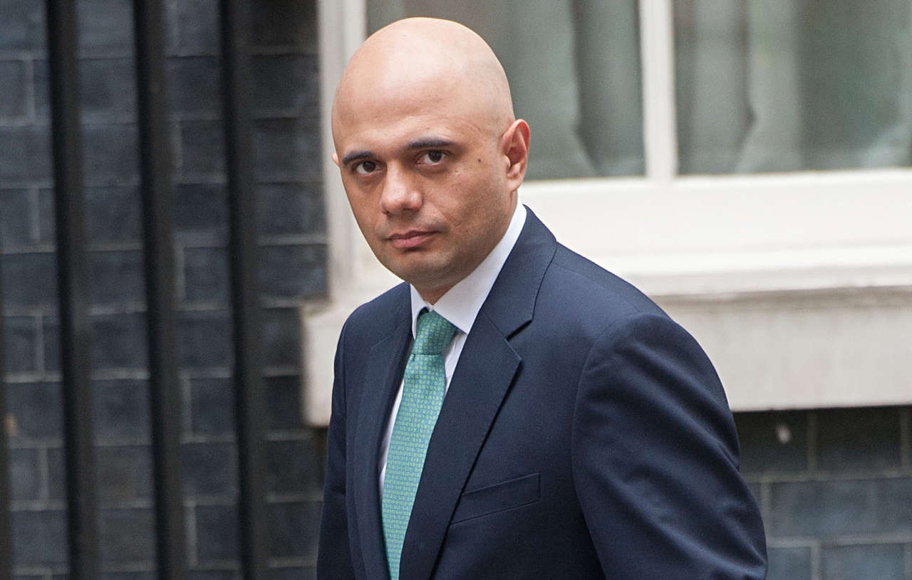 UK's Javid expected to delay budget until after October 31