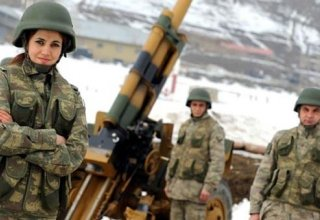 Turkey eyes to let women serve in army