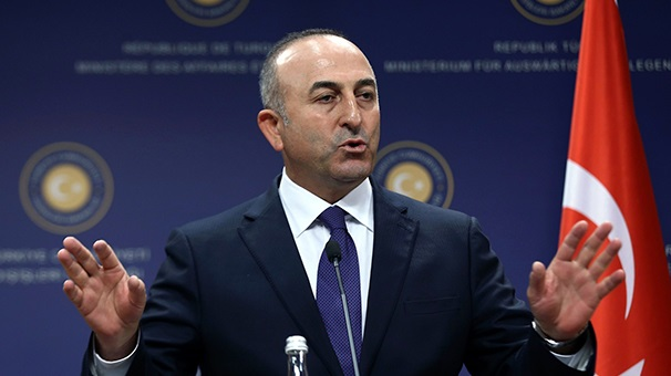 Cavusoglu stresses Turkey aims to help 'all' in Myanmar