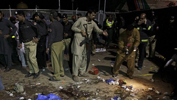 69 killed, 300 injured as suicide blast hits public park in Pakistan's Lahore