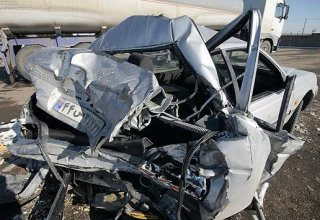 Alarms triggered in Iran over fatal traffic accidents