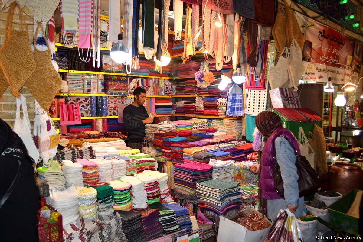 Qədim Tehran bazarından yeni fotosessiya (FOTO)