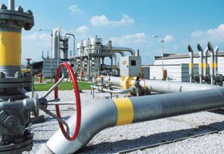 Volume of gas injected into storages in Azerbaijan disclosed