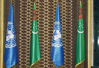 Turkmenistan mulls refugee issues with UN reps