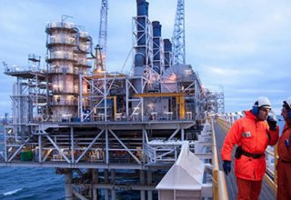 BP reveals volume of production from Azeri-Chirag-Gunashli