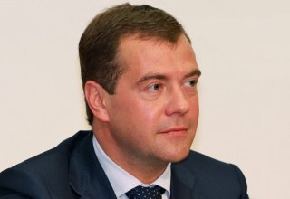 Russia's PM Dmitry Medvedev to pay working visit to Ashgabat
