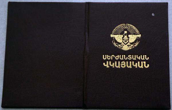 Azerbaycan Ermenistan askeri personaline ait çok sayıda evrak ve iletişim aracı ele geçirdi (Fotoğraf) - Gallery Image