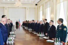 President Aliyev: Armenia continues occupation policy, tries to disrupt negotiation process - Gallery Thumbnail