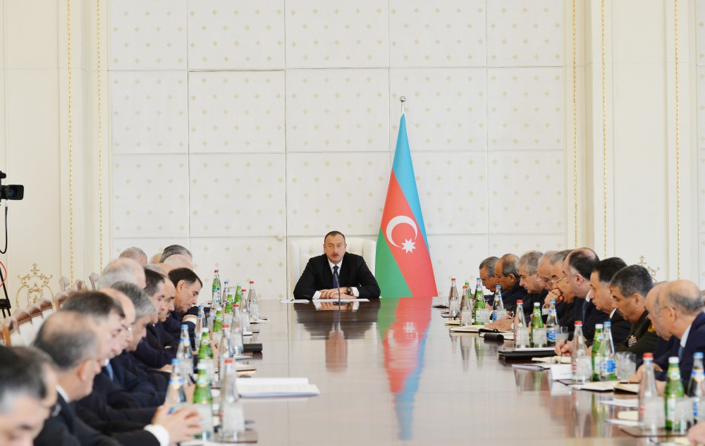 President Aliyev: Azerbaijan's political independence comes from its economic independence