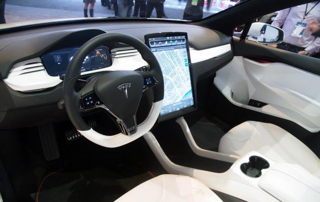 Tesla X satışa çıkıyor (Foto) - Gallery Image