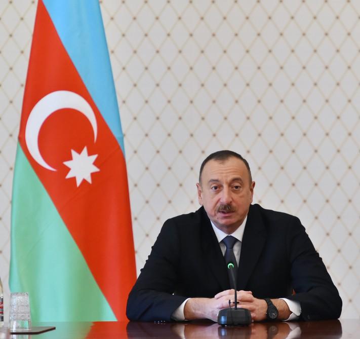 """Azerbaycan Cumhurbaşkanı: """"Azerbaycan ciddi ekonmomik reformların yapılmasında kararlı"""" - Gallery Image"""