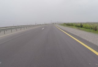 Azerbaijan's Nakhchivan State Statistical Committee shares data on reconstruction of roads