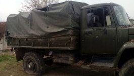 Ermenistan tarafının askeri temas hattında bırakıp kaçtığı askeri malzeme Azerbaycan tarafından ele geçirildi (Fotoğraf) - Gallery Thumbnail