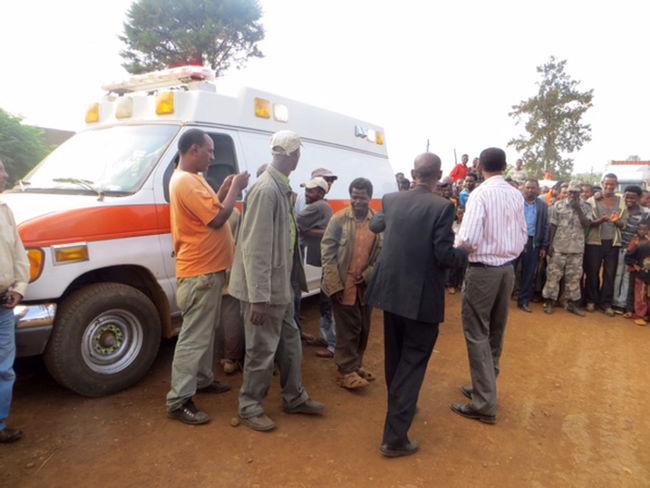 Ethiopia: Landslide at garbage dump kills at least 46