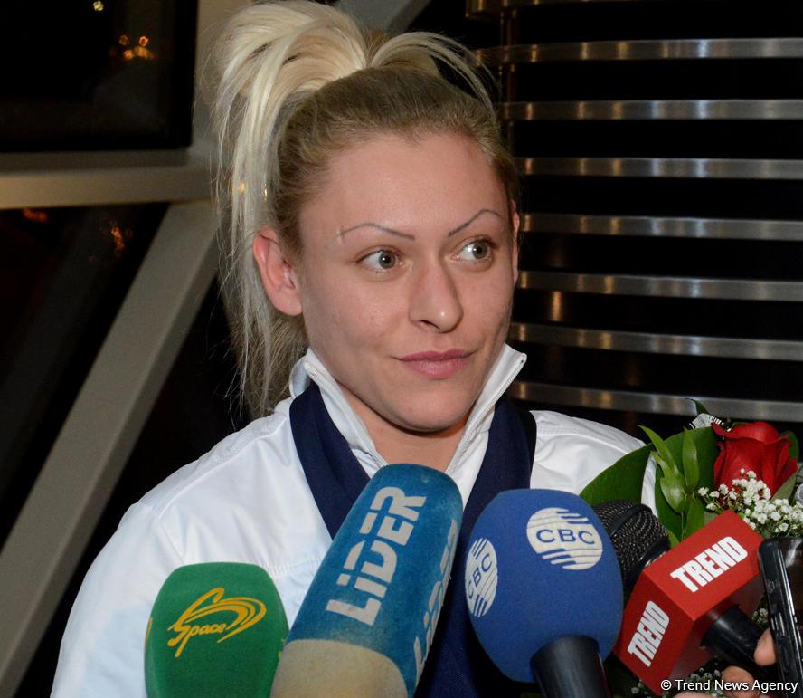Главный тренер: Надеюсь, что в Рио прозвучит гимн Азербайджана (ФОТО) - Gallery Image