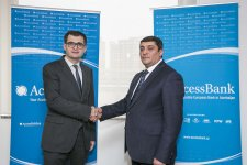 AccessBank signs first loan agreement under EBRD co-financing facility - Gallery Thumbnail