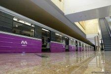 Azərbaycan tarixində ilk: 5 mərtəbəli metro stansiyası istifadəyə verildi (FOTO) - Gallery Thumbnail