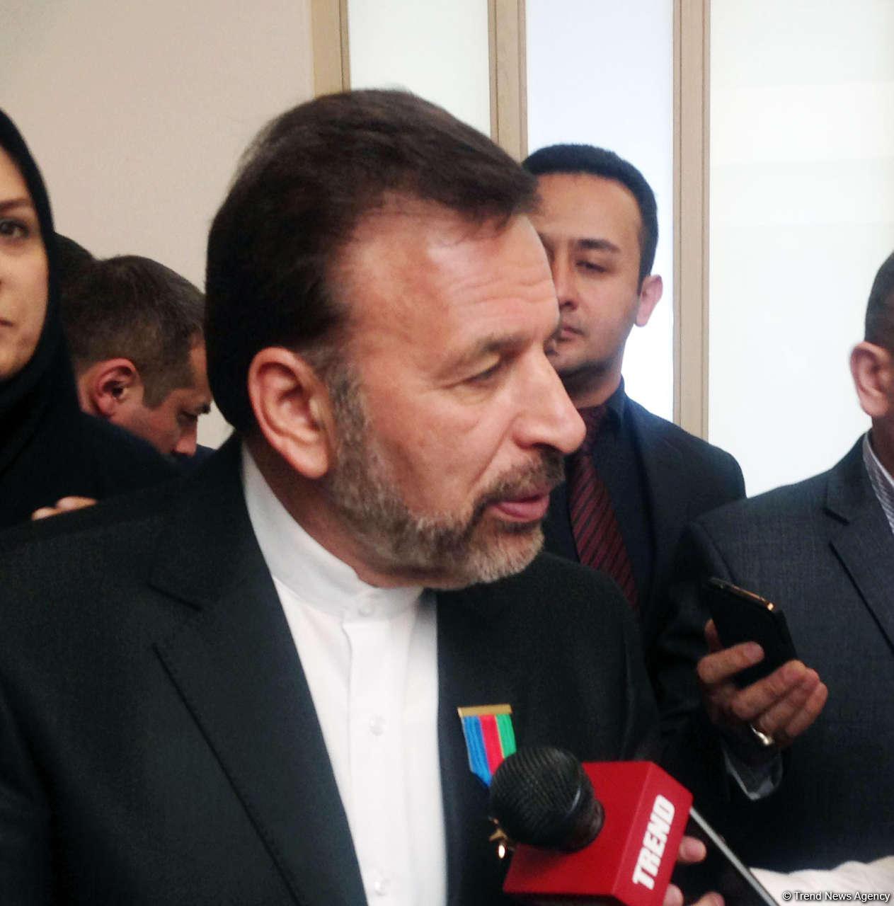 İran Hazar Denizi kaynaklarının Azerbaycan ile ortak işlenmesine hazır (Özel)