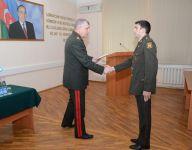 Hərbi Akademiyada xarici dil kurslarının buraxılışı keçirildi (FOTO) - Gallery Thumbnail