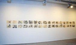 """В Баку открылась выставка португальских художников """"I wanna be adored"""" (ФОТО) - Gallery Thumbnail"""