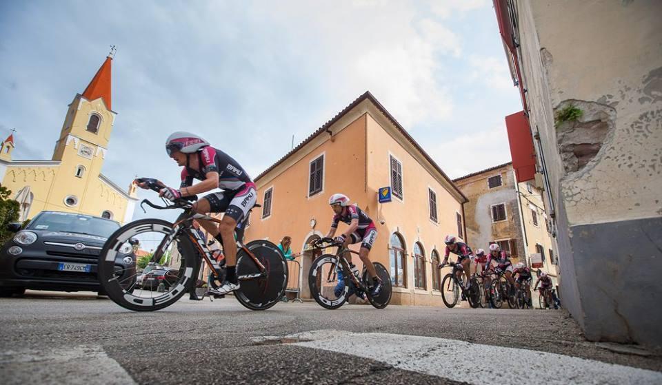 """Azərbaycanın kontinental velosiped komandası """"Tour of Croatia"""" yürüşündə uğurla çıxış edib (FOTO) - Gallery Image"""