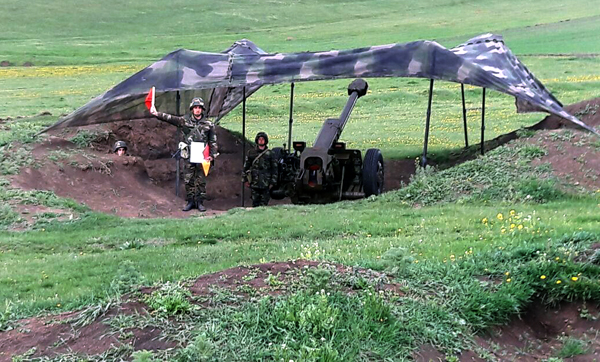Azerbaijan reveals number of its soldiers martyred, wounded due to Armenia's ceasefire violations