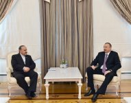 President Aliyev: Azerbaijan-Iran bilateral relations to further develop - Gallery Thumbnail
