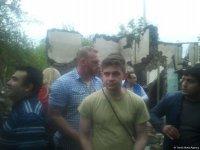 Армянский обстрел нанес серьезный ущерб азербайджанскому селу Гараханлы (ФОТО) - Gallery Thumbnail