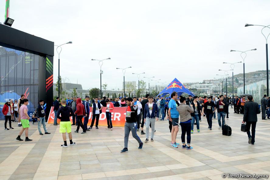 Bakü Maratonu-2016 (FOTOĞRAF) - Gallery Image