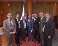 В Баку обсуждают международные железнодорожные грузоперевозки - Gallery Thumbnail