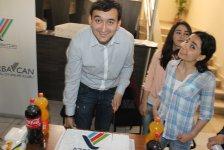 Праздничный торт азербайджанских интеллектуалов (ФОТО) - Gallery Thumbnail