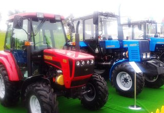 Details of Iran's tractor exports announced