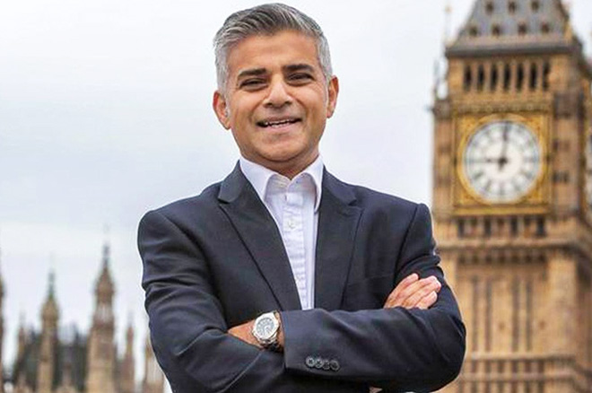 Labour's Khan becomes first Muslim mayor of London