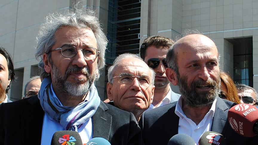 Turkish journalists jailed for five years