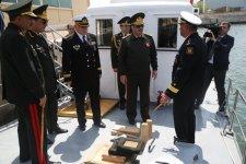 HDQ-nin yeni Dəniz hazırlığı və dalğıc poliqonunun açılışı olub (FOTO) - Gallery Thumbnail