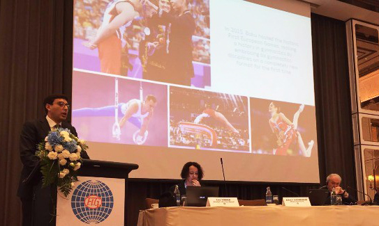 Baku to host FIG Council meeting in 2017
