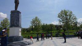 Ankarada Heydər Əliyevin  doğumunun 93-cü ildönümü münasibətilə tədbir keçirilib (FOTO) - Gallery Thumbnail
