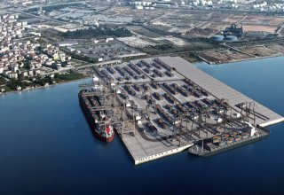 Turkey unveils volume of cargo shipment through Kocaeli port
