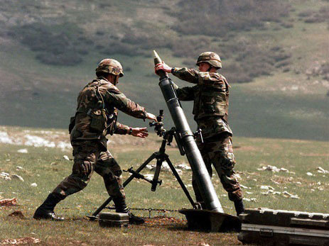 Armenia breaks ceasefire with Azerbaijan 120 times in 24 hours