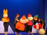 Впервые в Баку: Свинка Пеппа показала яркое, динамичное и жизнерадостное представление (ФОТО) - Gallery Thumbnail