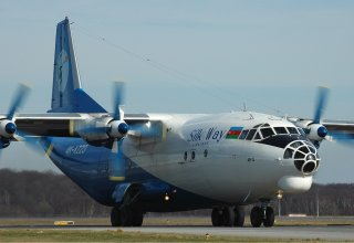 Aviation incident with Azerbaijan's Silk Way plane in Afghanistan
