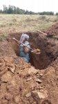 В прифронтовых районах Азербайджана продолжается очистка территории от мин и снарядов (ФОТО) - Gallery Thumbnail