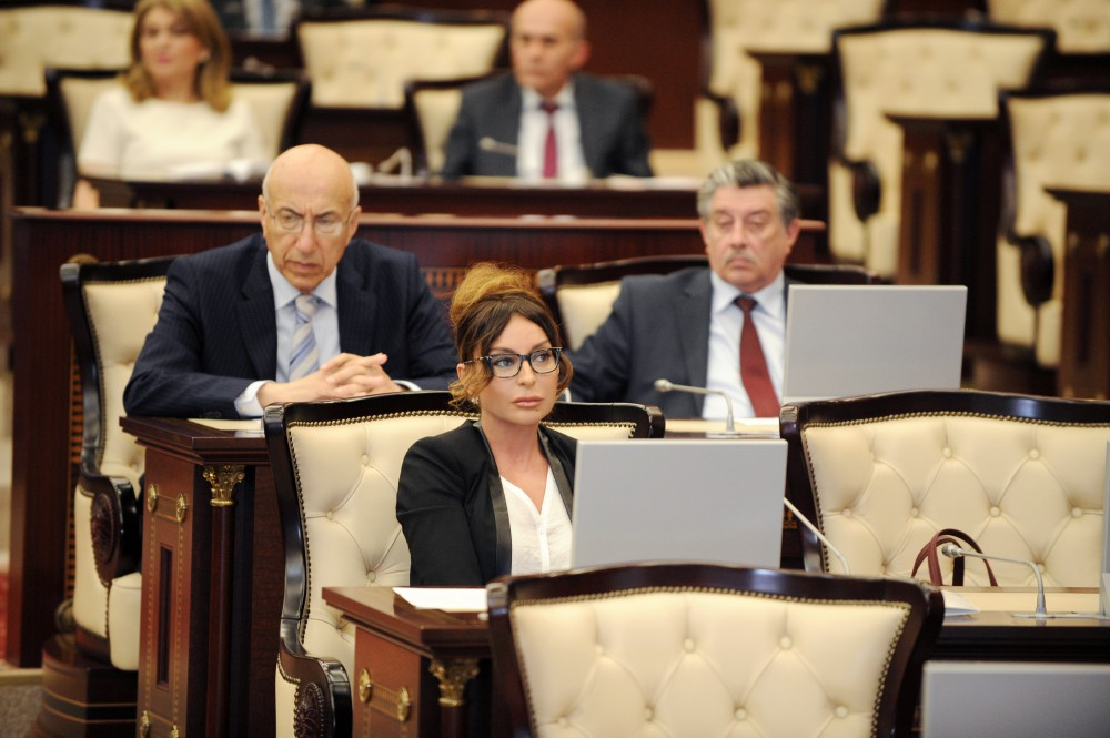 Mehriban Aliyeva: To forgive people means to give them new path in life