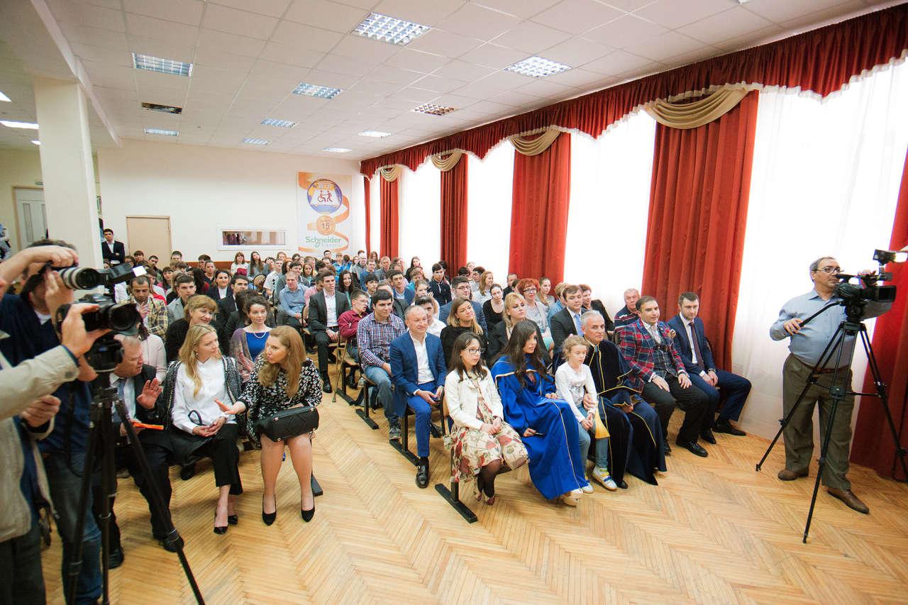 Лейле Алиевой вручен диплом почетного профессора Московского государственного гуманитарно-экономического университета (ФОТО) - Gallery Image