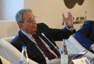 Amr Moussa becomes board member of Nizami Ganjavi International Center