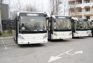 Turkmenistan to buy new Hyundai buses