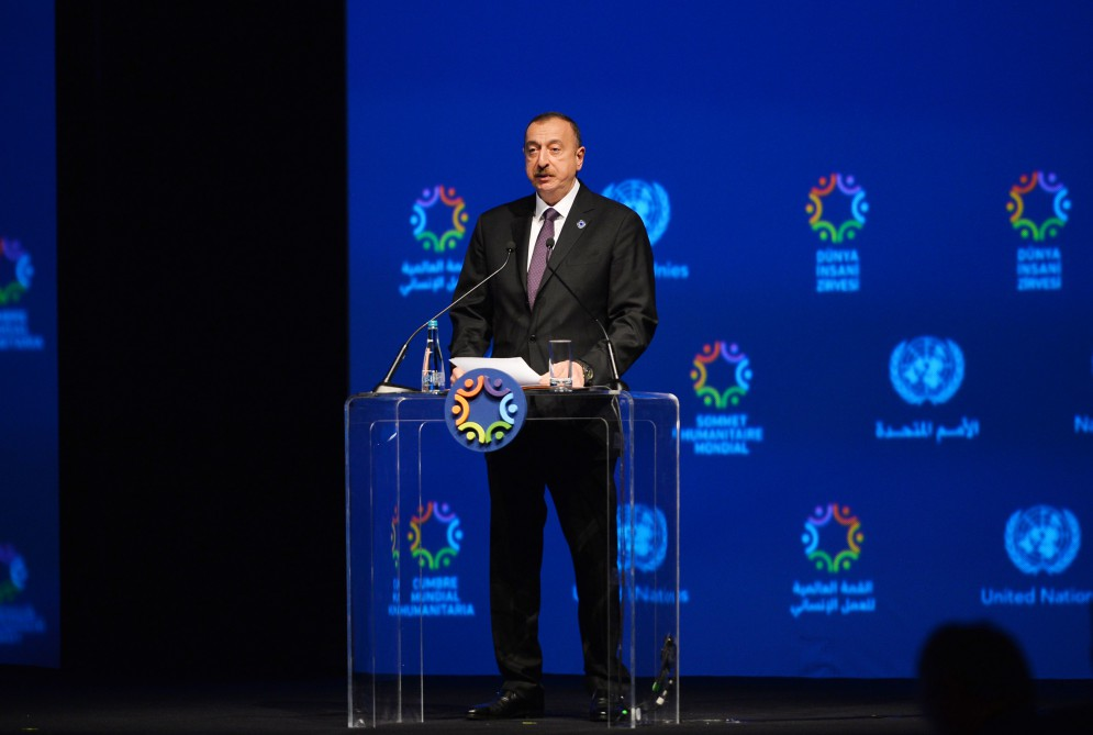 Ilham Aliyev: Armenia must implement UN Security Council resolutions or be sanctioned