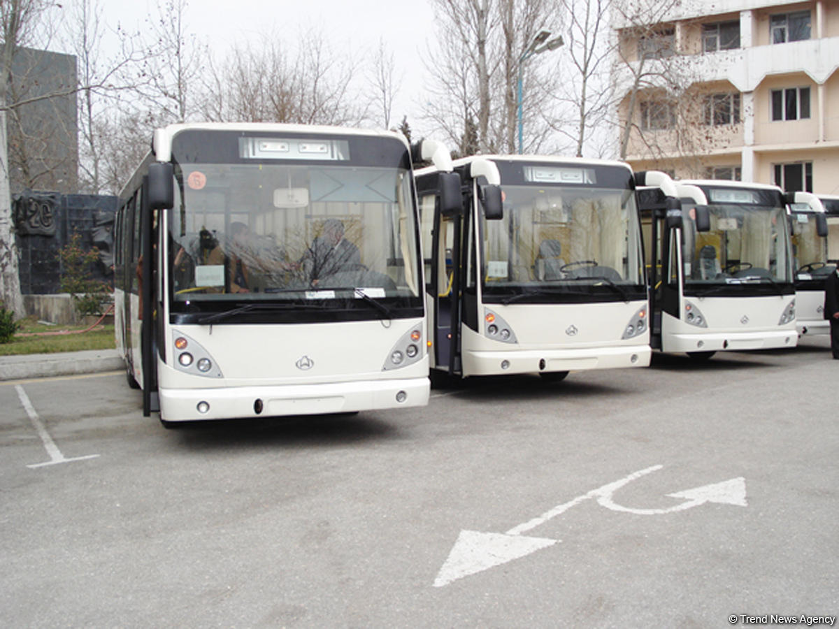 Turkmenistan to build new bus terminals in districts