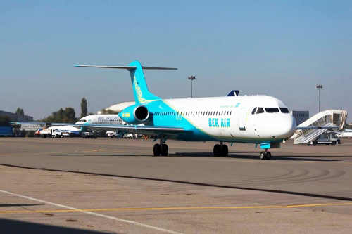 Kazakhstan's Aviation Administration to issue report on Bek Air inspection results