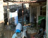 Gəncədə 10-a yaxın ev su altında qalıb (FOTO) - Gallery Thumbnail